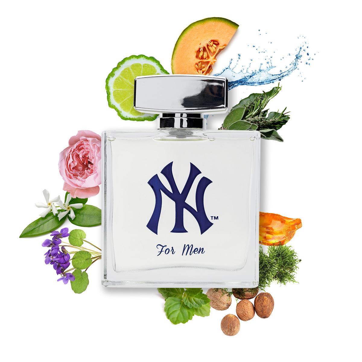 New York Yankees Eau de Toilette uomo