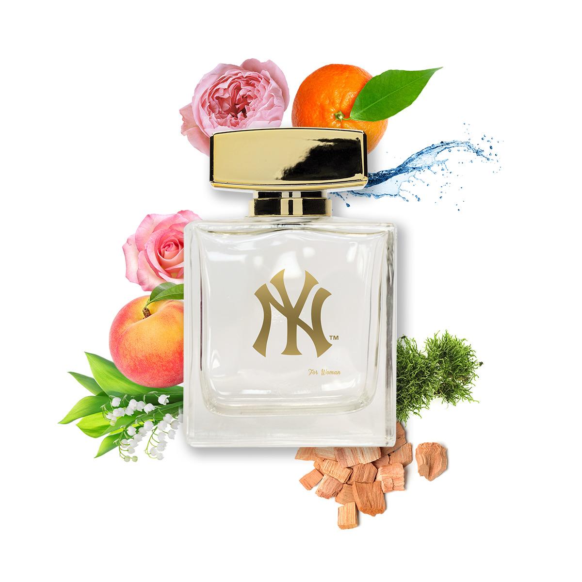 New York Yankees Eau de Toilette donna