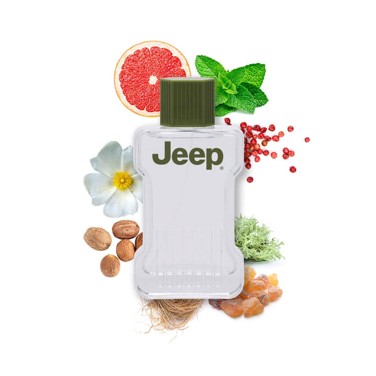 Jeep Adventure Eau de Toilette