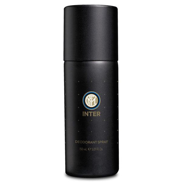 Deodorante Inter FC per il tifoso neroazzurro
