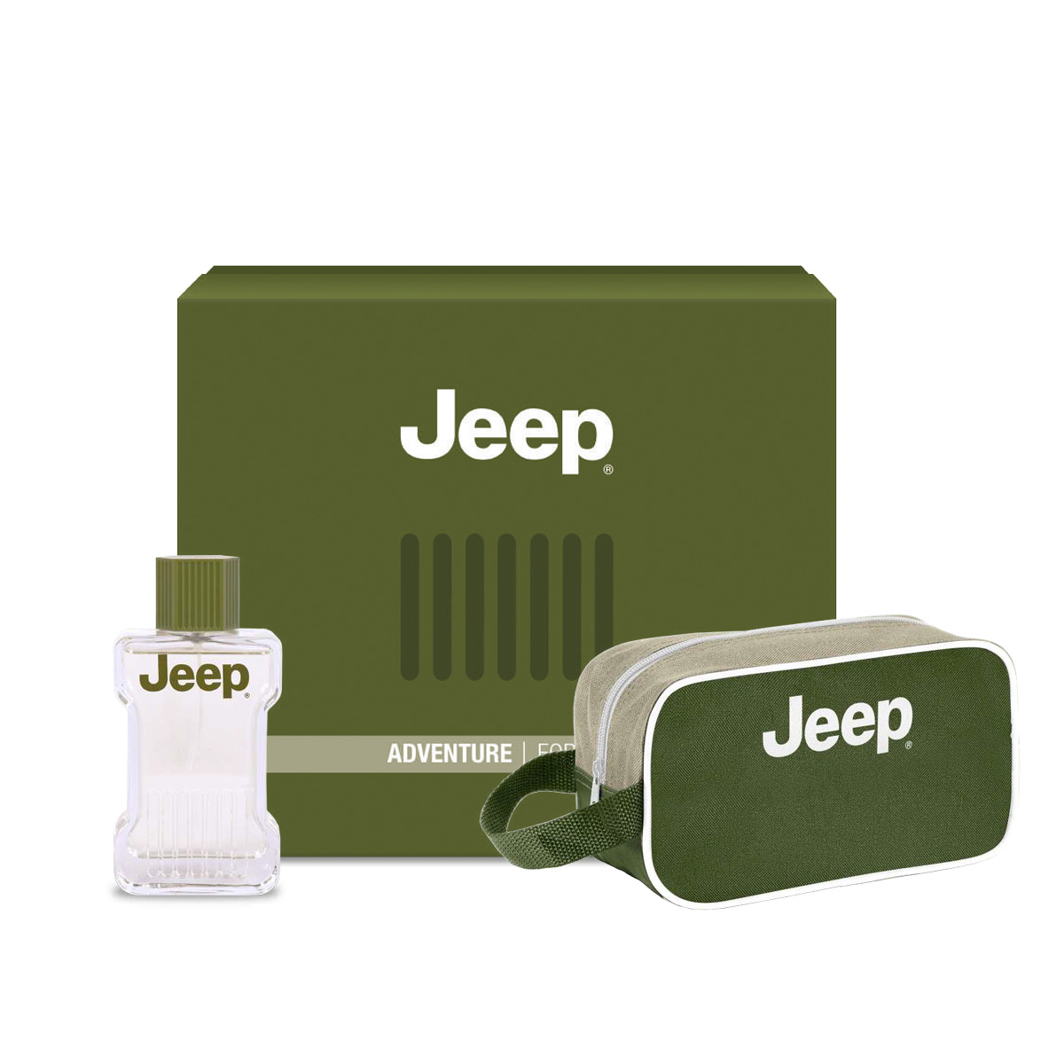 Jeep Adventure Beauty Case Ufficiale Jeep