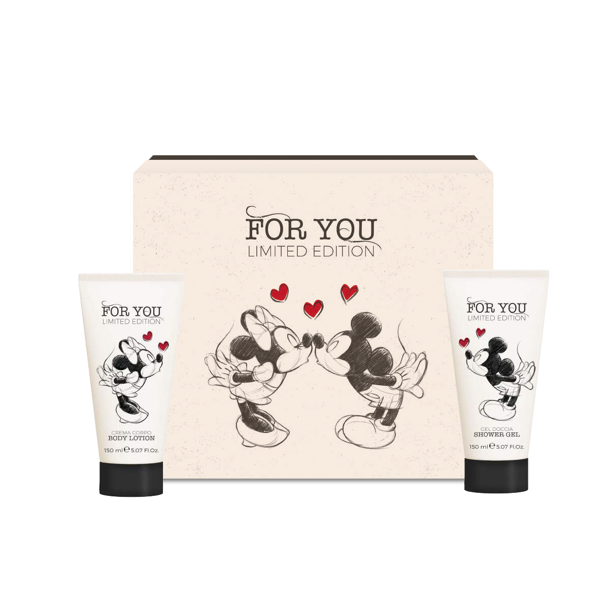 Disney for You - Limited edition Mickey and Minnie