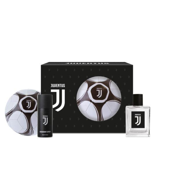 Set Juventus: deodorante, profumo e pallone ufficiale Juventus
