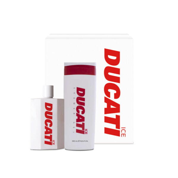 Ducati Ice profumo e shower gel