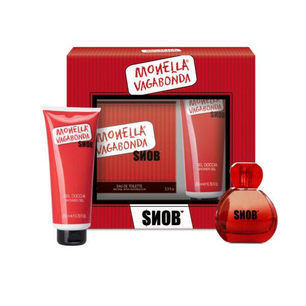 Gift set Monella Vagabonda: shower gel e eau de toilette